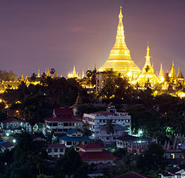 Myanmar's Growing Regional Role