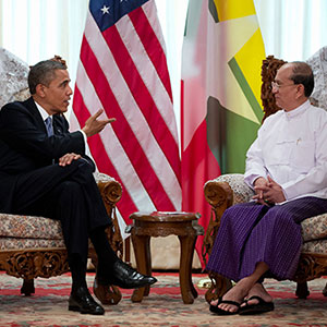 Previewing President Obama's Trip to Myanmar for the East Asia Summit